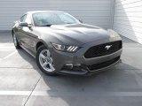 2015 Ford Mustang Magnetic Metallic