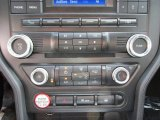 2015 Ford Mustang EcoBoost Coupe Controls