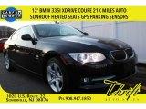 2012 Black Sapphire Metallic BMW 3 Series 335i xDrive Coupe #103082452