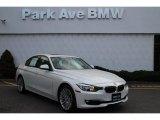 2013 Mineral White Metallic BMW 3 Series 328i xDrive Sedan #103143378