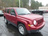 2015 Jeep Patriot Deep Cherry Red Crystal Pearl