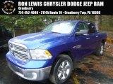 2015 Blue Streak Pearl Ram 1500 SLT Crew Cab 4x4 #103143449