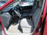 2009 Nissan Rogue Interiors