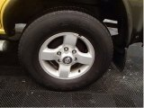 Nissan Xterra 2000 Wheels and Tires
