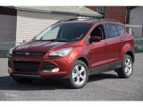 2015 Sunset Metallic Ford Escape SE 4WD #103143498