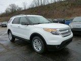 2015 Ford Explorer Oxford White