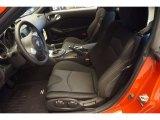 2015 Nissan 370Z Interiors