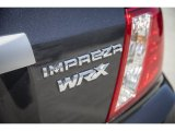 Subaru Impreza 2011 Badges and Logos