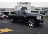 2014 True Blue Pearl Coat Ram 1500 Express Regular Cab #103143578