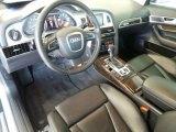 2009 Audi S6 Interiors