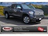 2015 Magnetic Gray Metallic Toyota Tundra Platinum CrewMax 4x4 #103143306