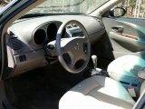 2003 Nissan Altima Interiors