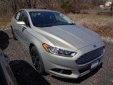 2015 Tectonic Silver Metallic Ford Fusion Titanium #103186195