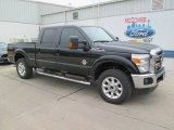 2015 Tuxedo Black Ford F250 Super Duty Lariat Crew Cab 4x4 #103185970