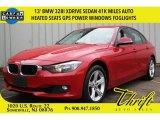 2013 Melbourne Red Metallic BMW 3 Series 328i xDrive Sedan #103185391