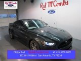 2015 Guard Metallic Ford Mustang GT Coupe #103185463
