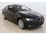 2009 Black Sapphire Metallic BMW 3 Series 335xi Coupe #103185659