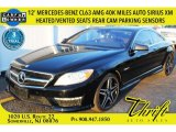 2012 Black Mercedes-Benz CL 63 AMG #103185384