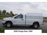 2008 Bright White Dodge Ram 1500 SLT Regular Cab #103234141