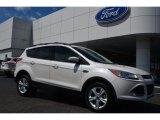 2015 White Platinum Metallic Tri-Coat Ford Escape SE #103240985
