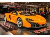 McLaren 650S Data, Info and Specs