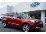 2015 Ruby Red Metallic Ford Escape Titanium #103240981