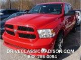 2015 Flame Red Ram 1500 Express Crew Cab 4x4 #103241216