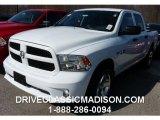 2015 Bright White Ram 1500 Express Crew Cab 4x4 #103241215