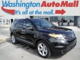 2014 Tuxedo Black Ford Explorer Limited 4WD #103240962