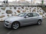 2015 Orion Silver Metallic BMW 3 Series 320i xDrive Sedan #103279762
