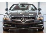 2013 Mercedes-Benz SLK Steel Grey Metallic