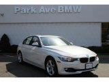 2014 Mineral White Metallic BMW 3 Series 328i xDrive Sedan #103279215