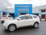 2008 White Diamond Tri Coat Buick Enclave CXL AWD #103279444