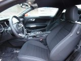 2015 Ford Mustang EcoBoost Coupe Front Seat