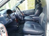 2003 Chrysler Town & Country Interiors