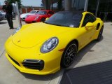 2015 Porsche 911 Racing Yellow