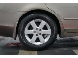 Nissan Altima 2004 Wheels and Tires