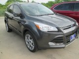 2015 Magnetic Metallic Ford Escape Titanium #103279249