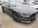 2015 Magnetic Metallic Ford Mustang EcoBoost Coupe #103279245