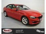 2015 Melbourne Red Metallic BMW 3 Series 328i Sedan #103279541