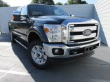 2015 Blue Jeans Ford F250 Super Duty Lariat Crew Cab 4x4 #103279515