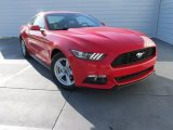 2015 Race Red Ford Mustang EcoBoost Coupe #103279513