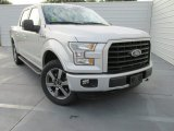 2015 Ingot Silver Metallic Ford F150 XLT SuperCrew 4x4 #103323537