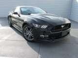 2015 Black Ford Mustang GT Coupe #103323536