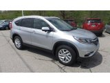 2015 Honda CR-V EX-L AWD Front 3/4 View
