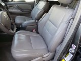 2005 Toyota Tundra SR5 Double Cab 4x4 Front Seat
