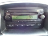 2005 Toyota Tundra SR5 Double Cab 4x4 Audio System