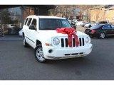 2010 Jeep Patriot Stone White