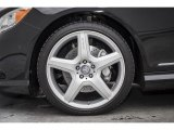 Mercedes-Benz CL 2014 Wheels and Tires