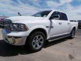 2015 Bright White Ram 1500 Laramie Crew Cab #103362013